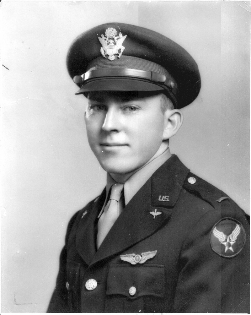 Doc in Air Force Uniform