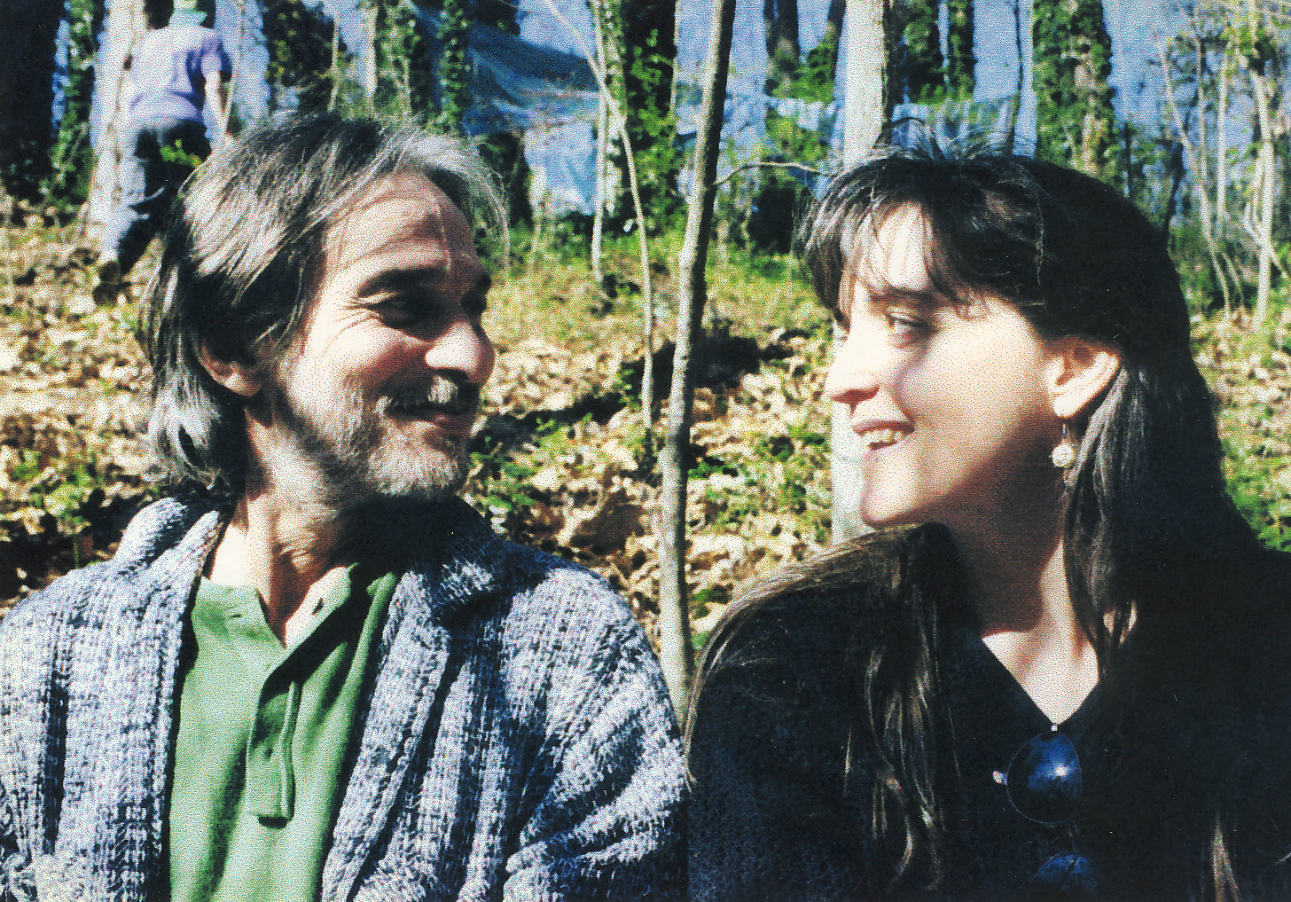 Eric and Jennifer